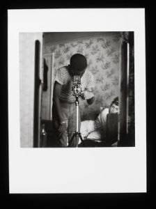 'Self-portrait in Mirror', 1964